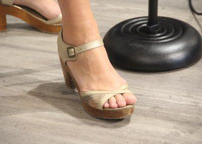 Gotta have the golden heels!